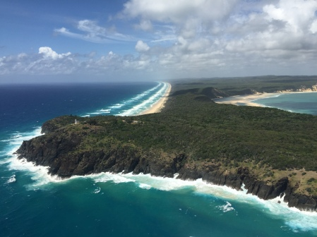 Double Island Point - WOW!