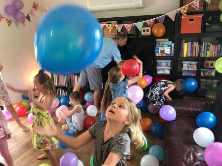 Geburtstagsparty Sophie