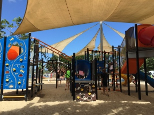 Pirate Park - Spielplatz am Noosa River