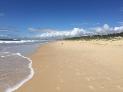 Unser Strand ...