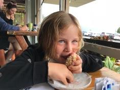 Muffins gibt es hier in allen Variationen, tammy!!