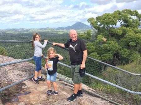Mt. Tinbeerwah Lookout