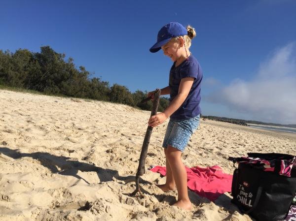 Beach - Riesiger Spielplatz