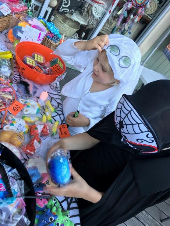 Halloween wird überall gefeiert