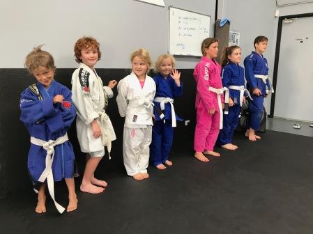 Brazilian Jiu-Jitsu ... Training mit Freunden macht unglaublich Spass!