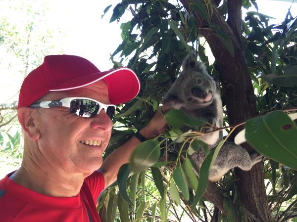Smiley-Koala